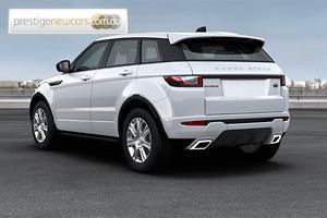 2018 Land Rover Range Rover Evoque Si4 240 SE Dynamic Auto 4x4 MY18