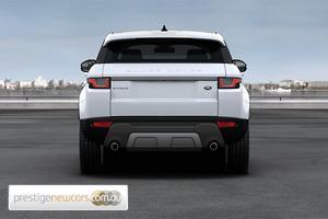 2018 Land Rover Range Rover Evoque Si4 SE Auto 4x4 MY19