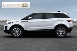 2018 Land Rover Range Rover Evoque TD4 180 SE Auto 4x4 MY18