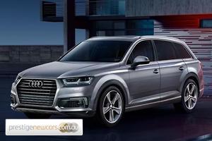 2018 Audi Q7 e-tron Auto quattro MY18