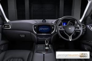 2018 Maserati Ghibli Auto MY18