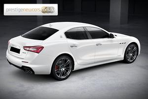2018 Maserati Ghibli GranSport Auto MY18