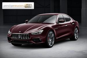 2018 Maserati Ghibli S GranSport Auto MY18