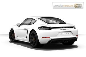 2018 Porsche 718 Cayman GTS 982 Auto MY18