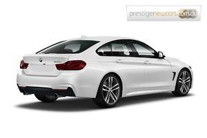 2018 BMW 440i F36 LCI Auto