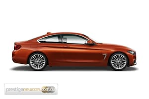 2019 BMW 420i Luxury Edition F32 LCI Manual