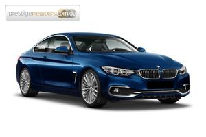 2018 BMW 420i Luxury Edition F32 LCI Auto