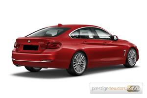 2018 BMW 420i Luxury Edition F36 LCI Manual