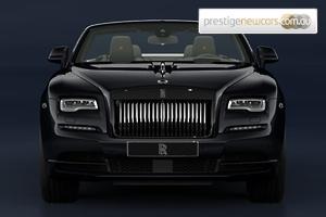 2018 Rolls-Royce Dawn Black Badge Auto MY18