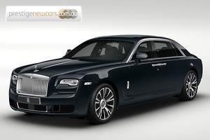 2018 Rolls-Royce Ghost 664L Series II Extended Wheelbase Auto MY18