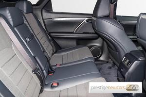2019 Lexus RX300 F Sport Auto