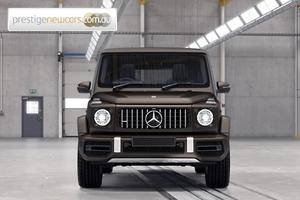 2019 Mercedes-Benz G63 AMG Auto 4MATIC
