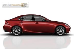 2018 Lexus IS300h Sports Luxury Auto