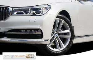 2018 BMW 740i G11 Auto
