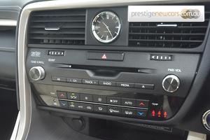 2019 Lexus RX450h F Sport Auto 4x4