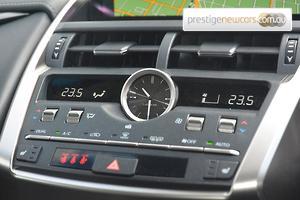 2018 Lexus NX NX300h Luxury Auto 2WD