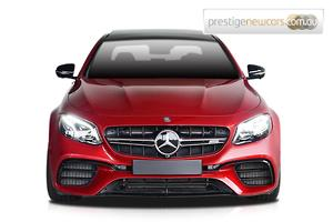 2019 Mercedes-Benz E63 AMG S Auto 4MATIC+