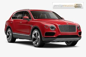 2019 Bentley Bentayga Auto AWD MY20