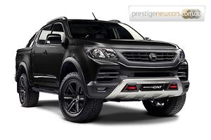 2018 Holden Special Vehicles Colorado SportsCat R Auto 4x4 MY19