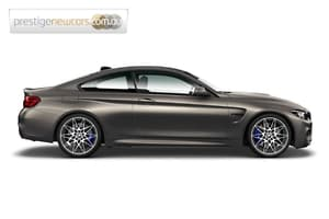 2019 BMW M4 Competition F82 LCI Auto