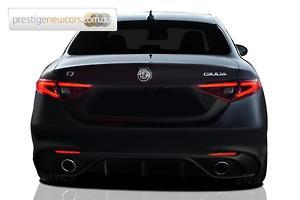 2018 Alfa Romeo Giulia Veloce Auto