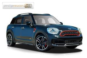 2018 MINI Countryman John Cooper Works Auto ALL4