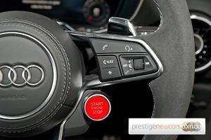 2018 Audi TT RS Auto quattro MY18