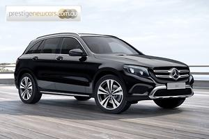 2019 Mercedes-Benz GLC250 Auto 4MATIC