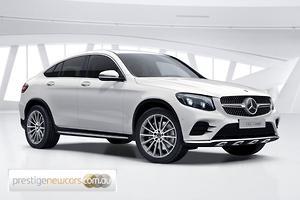 2019 Mercedes-Benz GLC250 Auto 4MATIC