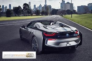 2018 BMW i8 I15 Auto AWD