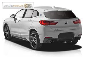 2019 BMW X2 sDrive18i M Sport F39 Auto