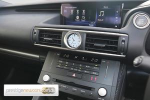 2018 Lexus RC RC300 F Sport Auto