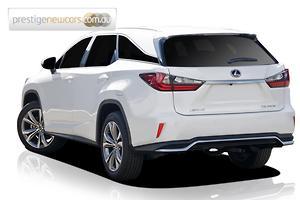 2019 Lexus RX350 L Luxury Auto 4x4