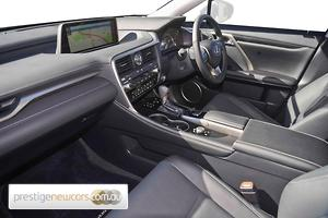 2018 Lexus RX300 Crafted Edition Auto