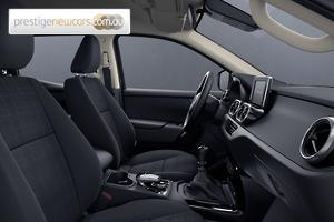 2018 Mercedes-Benz X-Class X250d Pure Auto 4MATIC Dual Cab