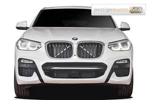 2019 BMW X4 xDrive30i M Sport G02 Auto 4x4