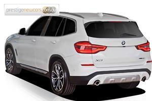 2018 BMW X3 xDrive30i G01 Auto 4x4