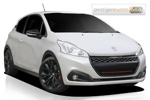 2018 Peugeot 208 GTi Edition Definitive Manual MY18