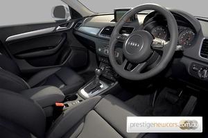 2018 Audi Q3 TFSI Sport Auto quattro MY18