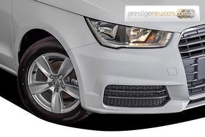 2018 Audi A1 Auto MY18