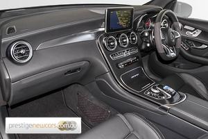 2018 Mercedes-Benz GLC63 AMG S Auto 4MATIC+