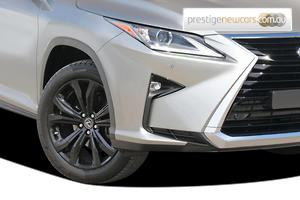 2018 Lexus RX350 Crafted Edition Auto 4x4