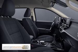 2018 Mercedes-Benz X-Class X220d Pure Manual 4MATIC Dual Cab