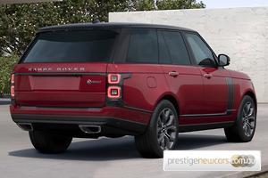 2019 Land Rover Range Rover V8SC SVAutobiography Dynamic Auto 4x4 MY20