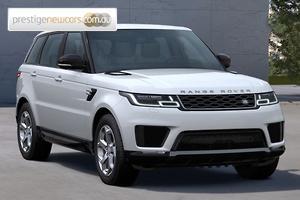 2018 Land Rover Range Rover Sport SDV8 HSE Auto 4x4 MY18
