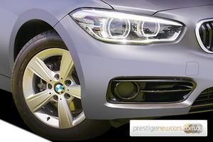 2018 BMW 118i Sport Line F20 LCI-2 Auto