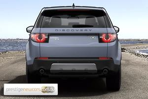 2018 Land Rover Discovery Sport TD4 132kW HSE Auto 4x4 MY18