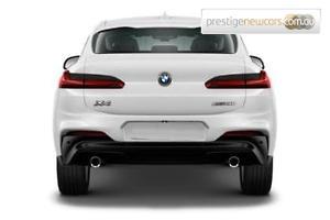 2018 BMW X4 xDrive20i M Sport X G02 Auto 4x4