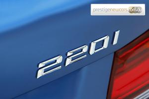 2018 BMW 220i M Sport F22 LCI Auto