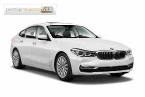 2018 BMW 620d Luxury Line G32 Auto
